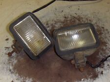 96 POLARIS 400 SPORTSMAN 4X4 ATV HEADLIGHTS WITH WIRES AND SOCKETS P1916
