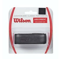 Wilson Cushion Aire Classic Perforated Replacement Grip - Black - One Size