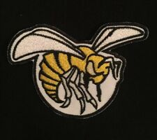 Alabama State Hornets College Football Logo Iron on Patch Badge Sewn Emblem
