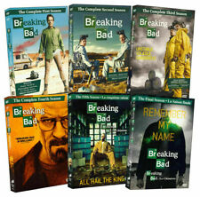 Breaking Bad The Complete Series DVD 1 2 3 4 5 Final Collection All Seasons