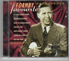 (GM90) George Formby, Formby Favourites - 2000 CD
