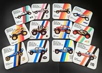 1x RC Drinks Coaster Inspired By Tamiya Buggy, Truck, Sand Scorcher Pitbox, Gift