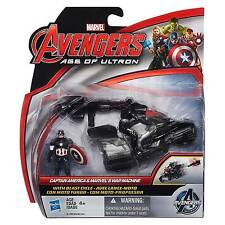 Marvel Avengers Age of Ultron Captain America and Marvels War Machine 2.5 Inch