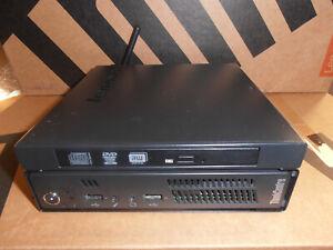 Lenovo ThinkCentre M72e, i5-3470T, 4GB DDR3, 500GB HDD, Win10, CD-RW, DVD-RW