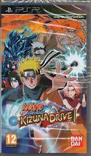 Naruto Shippuden: Kizuna Drive jeu PSP ~ Neuf/Scellé