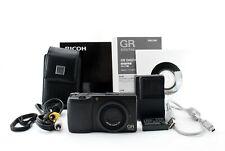 Ricoh GR Digital II 10.1MP Digital Camera Black From Japan [Exc++] #654111A