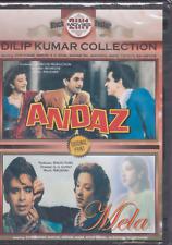 Andaz / Mela - dilip Kumar , nargis  [Dvd] 2 Classic Movies In 1 Dvd