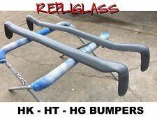 HOLDEN HK - HT - HG FIBREGLASS BUMPER BARS FRONT AND REAR