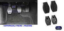 Copripedali in gomma - Fiat 500L 2012> DUE PEDALI - copri - pedali