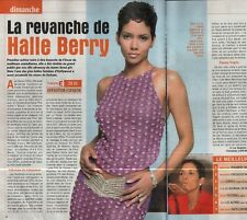 Coupure de presse Clipping 2005 Halle Berry (1 page 1/2)