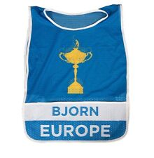 More details for unsigned team europe ryder cup golf caddie bib - thomas bjorn autograph