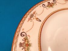 "4 Ginori Faenza Italy - Dinner Plates - 9 3/4"" Wonderful"