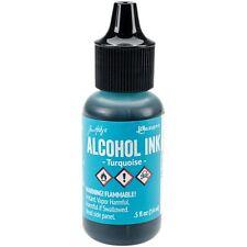 Ranger ADIRONDACK ALCOHOL INK Bottle TURQUOISE 0.5 fl.oz TAL52616
