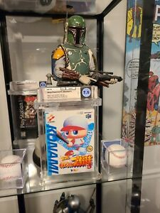 Jikkyo Powerful Pro Baseball 5 1998 N64 Nintendo 64 Wata 7.5 Video Game Ichiro