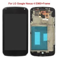 For LG Google Nexus 4 E960 Genuine LCD Glass Touch Screen Digitizer Assembly new