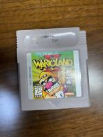 Wario Land 2 ORIGINAL GAMEBOY GAME Tested + Working & Authentic II