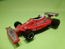 EIDAI GRIP FERRARI 312 T2  - F1 LAUDA No 11- RED 1:43 - VERY GOOD CONDITION