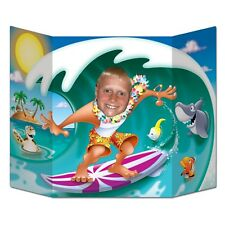 Surfer dude Foto Prop - 94 X 64 Cm-Hawaiian naveguen Fiesta De Recortes & parado