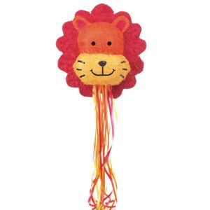 León Forma Fiesta Tirar Piñata