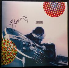 The Flaming Lips Wayne Steven Signed Autograph Vinyl LP Due to High Expectations