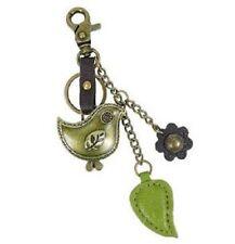 Chala Chick Bird Charming Key Chain Purse Bag Fob Charm Chickadee