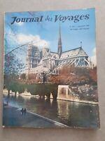 Revista Demuestra Journal Las Viaje París N º 206 Junio-Julio 1958