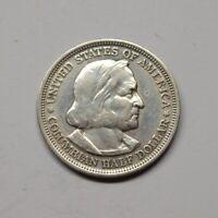 USA 1892 1/2 Dollar Christoph Kolumbus vz-st (Fok18/1