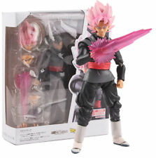 DRAGON BALL SUPER - Goku Black Figur 15 CM SH FIGUARTS IN BOX  Neu Dragon Ball Z