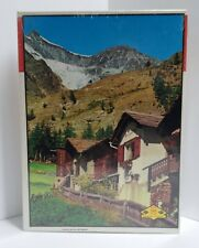 The Lafayette Picture Puzzle Switzerland 1000+ Pieces Built Rite Sealed -No.1100