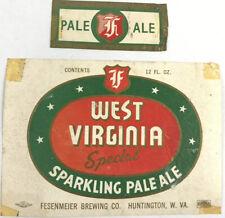 Black Line Peaches Crate Label Martinsburg West Virginia Hollis Lowman Sales