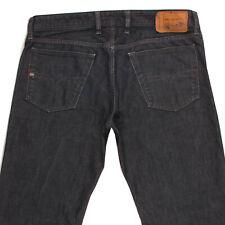 DIESEL WAYKEE Wash 0088Z Men's Regular Straight Fit Indigo Denim Jeans W34 L32