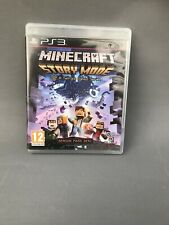 Minecraft: Story Mode PS3 A Telltale Game Series - Season Disc PS3 -  - Fast