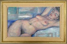 Akt- & Erotik-Malerei künstlerische Öl