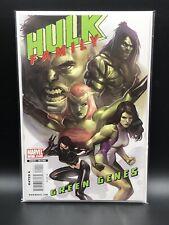 Hulk Family: Green Genes No 1 Feb 2009 Marvel Comic Direct Edition