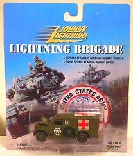 JOHNNY LIGHTNING LIGHTNING BRIGADE 2000 - WWII WC54 AMBULANCE
