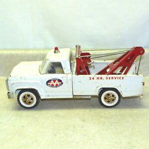 Vintage Tonka AA Wrecker Truck, Dodge, Pressed Steel Toy Vehicle