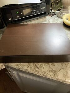 Vintage Tarnish Resistant Wood Silverware Flatware Wooden Storage Chest Box