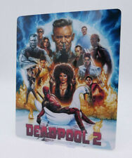 DEADPOOL 2 - Bluray Steelbook Magnet Cover (NOT LENTICULAR)