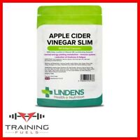 Lindens Apple Cider Vinegar Slim 84 Capsules, Healthy Metabolism