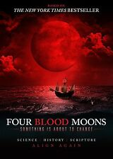 FOUR BLOOD MOONS - DVD Docu-Drama Based on Best-Selling Book by John Hagee.