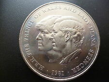1981 CROWN COIN THE ROYAL WEDDING OF PRINCE CHARLES & LADY DIANA SPENCER 1981