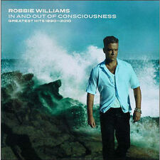 Robbie Williams - In and Out of Consciousness (Greatest Hits 3 CD SET ) NEW
