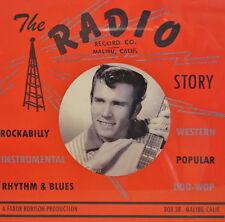 THE RADIO RECORD CO. STORY - 34 VA Tracks