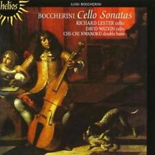 Luigi Boccherini : Cello Sonatas (Lester, Watkin, Nwanoku) CD (2007) ***NEW***
