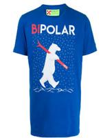 MC2 SAINT BARTH T-Shirt Manica Corta casual ARNOTT da uomo BIPOLAR