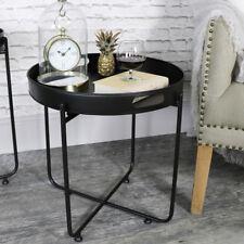 NERA maggiordomi Vassoio tavolino retrò chic soggiorno mobili cucina