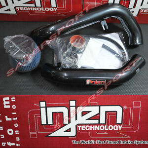 Injen SP Series Black Cold Air Intake Kit for 2000-2005 Honda S2000 2.0L 2.2L