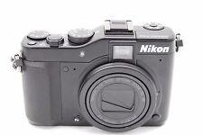 Nikon COOLPIX P7000 10.1 MP Digital Camera - Black