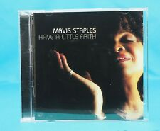 Have a Little Faith by Mavis Staples (CD, Aug-2004, Alligator Records)