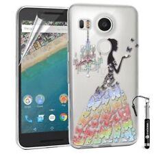 Étuis, housses et coques transparents LG Nexus 5 pour téléphone mobile et assistant personnel (PDA)